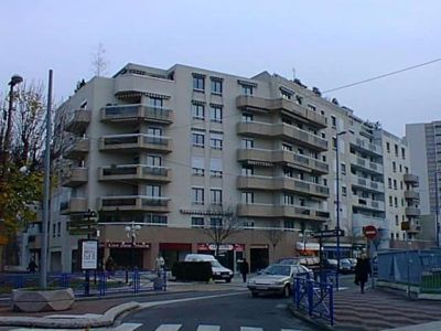Parking centre ville CHELLES - 13 m2
